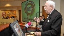 Robert Weil - Presidente del Salon de la Fama del Beisbol Latina