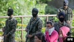 La violencia pandillera aumenta en El Salvador