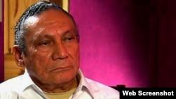 El exdictador Manuel Antonio Noriega, de 81 años, cumple prisión en Panamá.