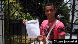 Reporta Cuba. LGTBI carta al Papa.