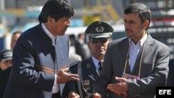 Esta es la tercera visita en cinco años que hace a Bolivia el gobernante iraní.