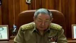 Raúl Castro habla sobre el mejoramiento de las relaciones con Estados Unidos