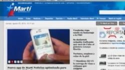 Nueva aplicación de Martinoticias permite acceso a las noticias sin censura para los cubanos