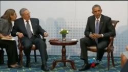 Impresiones de Obama sobre encuentro con Castro
