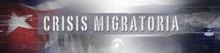 Crisis Migratoria - banner2