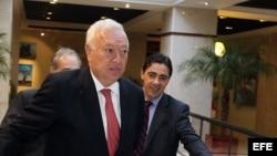 Washington: Margallo no llevó mensaje nuestro a Raúl Castro