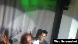 Los raperos Usher y Ludacris de fiesta en La Habana