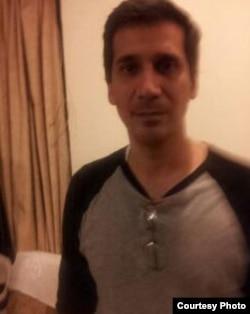 Antonio Rodiles luego de 19 días en prisión (foto twitter de Yoani Sanchez)