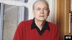 Patrick Modiano. Fotografía facilitada por Ed. Gallimard, París.