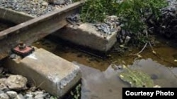 En 2012 tuvieron lugar en Cuba cerca de 300 accidentes ferroviarios relacionados con el mal estado de las vías.