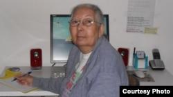 Tania Quintero.