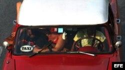 Jorge Ramírez comenta sobre la desaparición de varios taxistas particulares y estatales