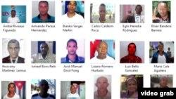 Amel Oliva ofrece declaraciones a Martí Noticias sobre liberación de activistas