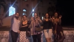 Arresto de artistas en La Habana en Festival Poesía sin Fin
