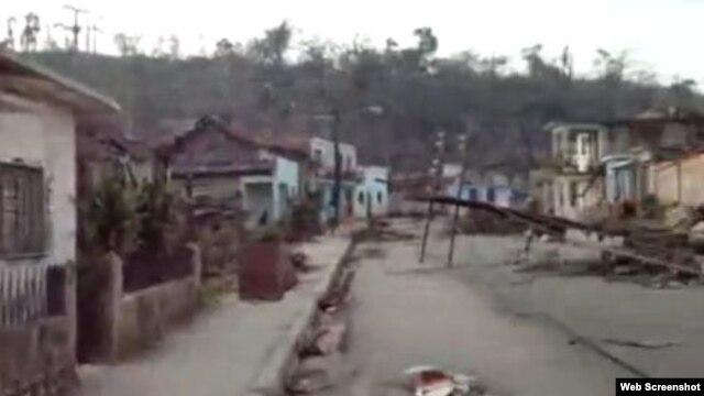 El Cristo después de Sandy