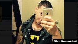 """Harlem Suárez, que se hacía llamar """"Almlak Benítez"""", fue detenido por el FBI antes de actuar."""