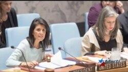 EEUU ante ONU: La próxima crisis internacional podría ocurrir en Cuba