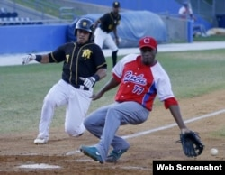 Segunda victoria consecutiva de Cuba en la Liga Can-Am.