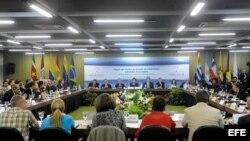 ARCHIVO. XLIV Cumbre de Jefes de Estado del Mercosur en Brasilia
