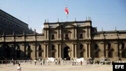 Palacio de La Moneda, Santiago de Chile.