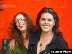 Déborah Bruguera, hermana de la artista cubana Tania Bruguera.