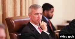 John Katko, presidente del Subcomité para la Seguridad en el Transporte de la Cámara de Representantes
