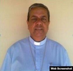 Monseñor Wilfredo Pino Estévez.