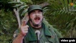 El cabecilla de las FARC alias Timochenko.
