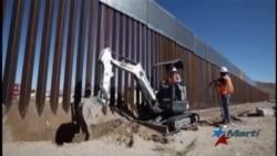 Presidente Trump ordena construcción de muro en frontera con México