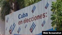 Candidatos opositores se presentarán a las elecciones municpales de 2018 en Cuba.