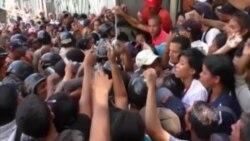 Venezuela cierra el 2016 en números rojos, rojitos