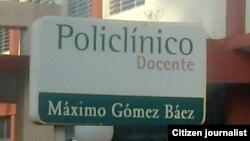 Policlinico Río Cauto foto Alex Verdecia