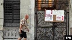 Cuba, elecciones municipales.