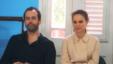 Benjamin Millipied y su esposa Natalie Portman presenciaron un ensayo de Giselle. Foto Cubanet