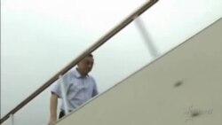 El primer ministro chino visita la zona del terremoto