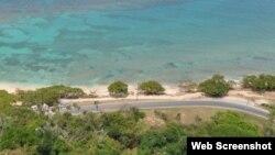 El accidente ocurrió cerca de Brisas del Mar, al este de La Habana.