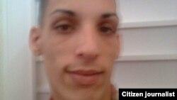 Reporta Cuba/ David Bustamante en prisión agosto 2014