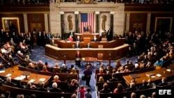 El pleno del Senado estadounidense debatirá en las próximas semanas el proyecto de sanciones