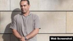 El opositor cubano Eduardo Cardet, coordinador nacional del Movimiento Cristiano Liberación.