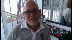 Migrante cubano en Panamá, Rubé Gabino, ofreció su testimonio a Martí Noticias.