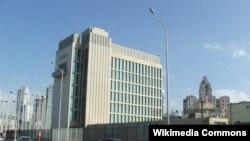 Oficina Sección Intereses EEUU en Cuba.