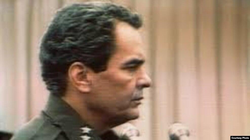 José Abrantes MININT