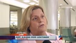Legisladores cubanoamericanos apoyan revisión de acuerdos entre EEUU y Cuba