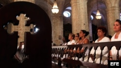 Más de medio millón de dólares anuales destina Iglesia Católica de EEUU a Cuba
