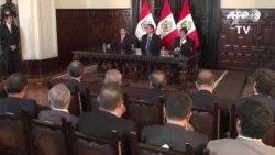 Martín Vizcarra apoya decisión de Kuczynski de retirar invitación a Maduro para la Cumbre de las Américas