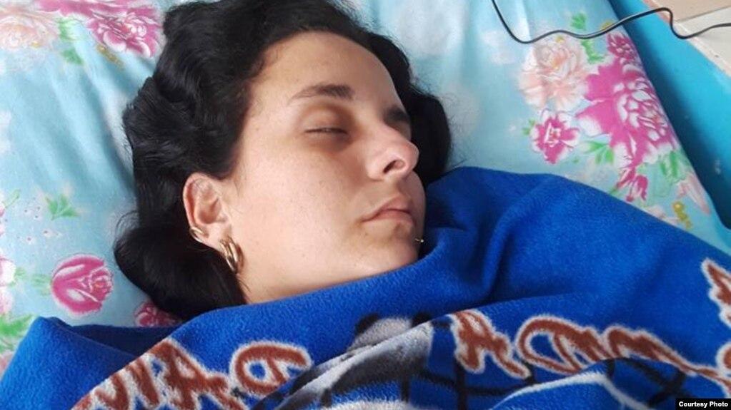 Arianna López Roque. (Foto tomada del perfil de Facebook de Magalis Rivaflecha)