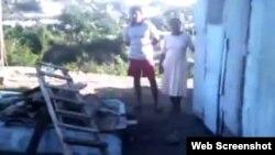 Desalojos en Camajuaní, Villa Clara