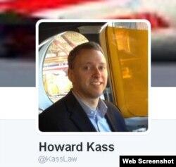 Howard Kass, alto funcionario de American Airlines.