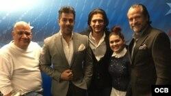 1800 Online con los músicos boricuas Francisco Paz, Adlan Cruz y Stevan Micheo