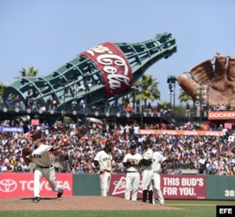 Dodgers de Los Ángeles - Gigantes de San Francisco